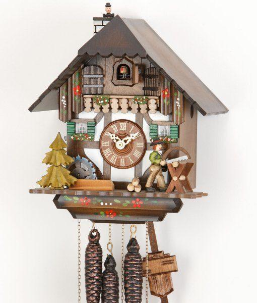 Kuckucksuhr Haus Schonach